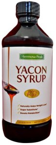 hermosa peak weight loss diet sugar alternative yacon syrup dr. oz fast weight loss